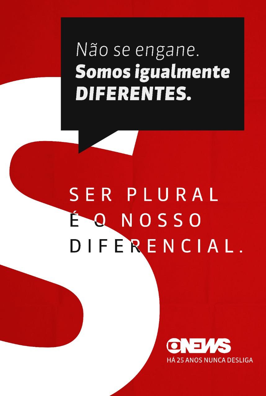 Pluralidade é tema da comemoração de 25 anos daGlobonews