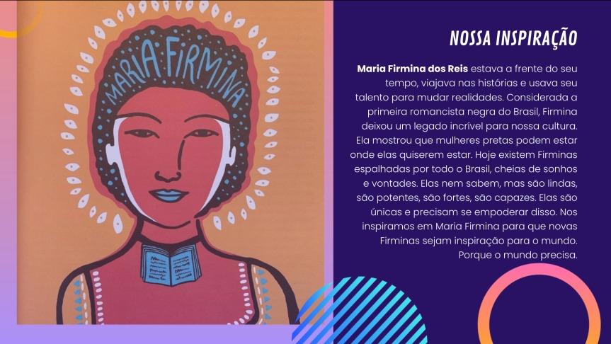 Programa Firminas traz debate sobre empreendedorismo e liderança para mulheresnegras