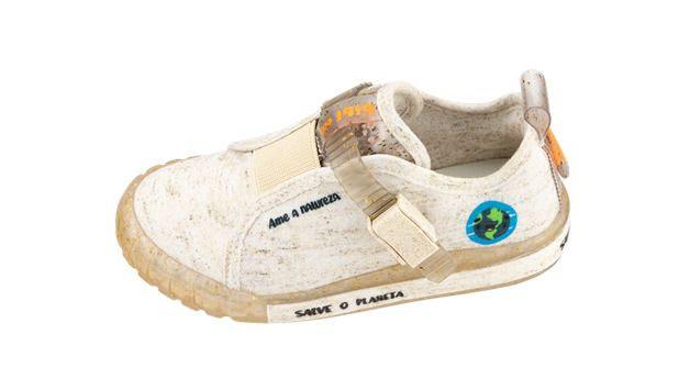 Calçado ecológico é lançado pelaBibi